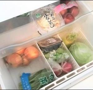 家庭で捨てている食材の1位は?【冷蔵考】