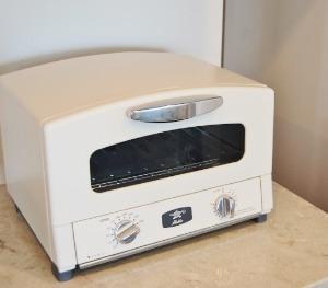 オーブントースターを手放してスッキリ
