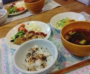 体の不調は食事で治す