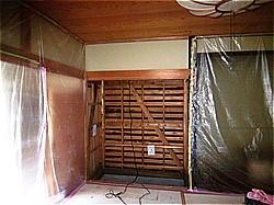 木造耐震補強工事-OI邸 着工