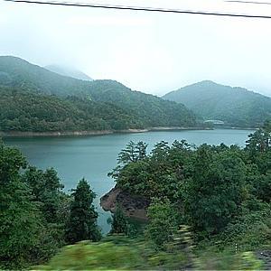 北陸福井の旅 九頭竜湖