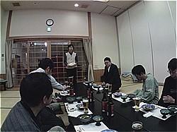 建築士会三島地区の新年会