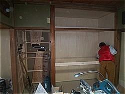 木造耐震補強工事-T邸 仕上