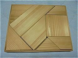 木製パズル