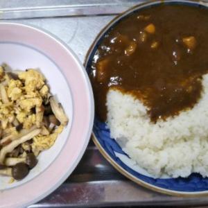 今日の料理( ^)o(^ )