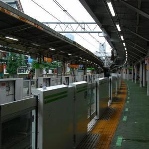 原宿駅の新しい駅舎を初めて利用