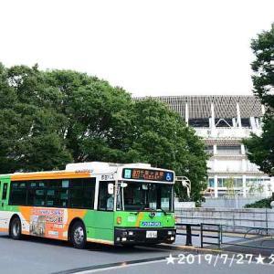 都営バス迂回運行の様子はいかに?