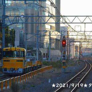 キヤE195系が川崎駅にいた