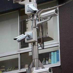 防犯カメラは抑止力ではない