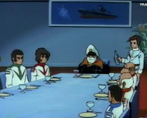 宇宙戦艦ヤマト 第19話 宇宙の望郷!!母の涙は我が涙