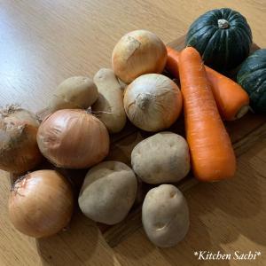 北海道秋の野菜セット♡