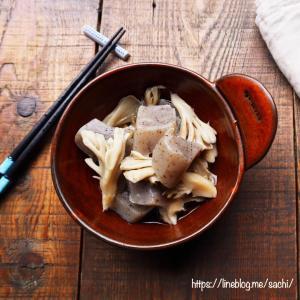 【作り置き】舞茸とこんにゃくのだし煮♡【#簡単レシピ#ダイエット効果#MXフラクション】