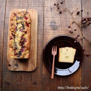 さつまいものパウンドケーキ♡【#パウンドケーキ#焼き菓子#レシピ】
