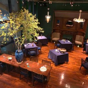恵比寿HaRe Gastronomiaでフュージョン料理に日本酒とワインのペアリングコースを