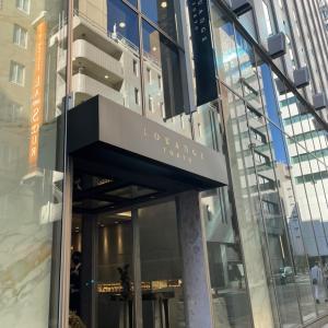 銀座 LOUANGE TOKYO LeMuseeでゴッホの世界観を表現したアートなスイーツを