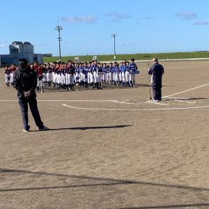 浜中町長杯少年野球大会