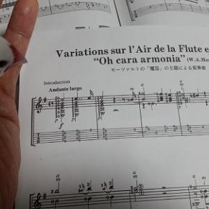 『モーツァルト「魔笛」に挑戦!』の巻♪