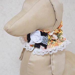 付け襟の着用イメージ画像と、カートopenのお知らせ♪