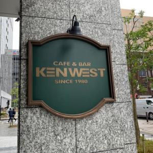 [CAFE&BAR KENWEST ケンウェスト] ランチ「ビーフカツのランチ」 大阪市中央区
