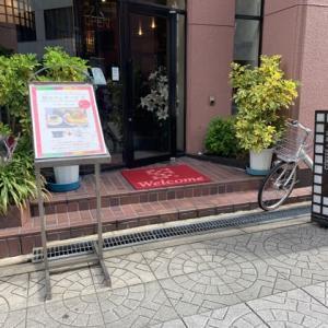 [喫茶 Maison(メゾン)] 「ホット珈琲」 本町駅と堺筋本町駅の間 大阪市中央区
