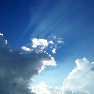 雲の投影機