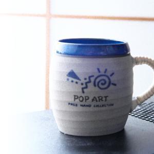 新しマグカップ