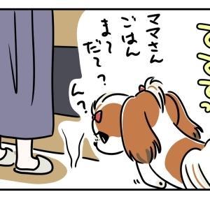 犬の嗅覚はやっぱりすごかった