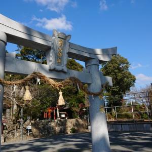 鹿山神社①