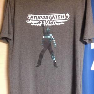 MYコレクション53・SATURDAY NIGHT FEVER T-shirt