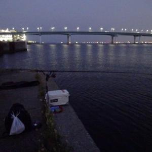 8月22日の釣行♪