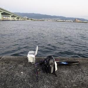 2020年10月25日(日)の釣行♪
