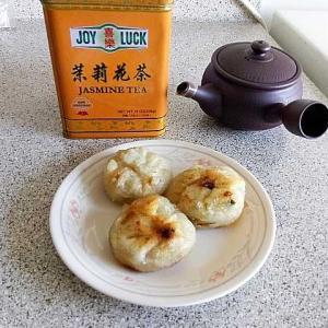 ビーフタコスと韓国煮麺