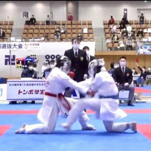 全国中学生選抜空手道大会(彩の国杯)