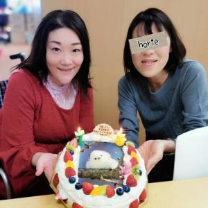 【和nagomi】この日のおめでとうはhorieさん♡
