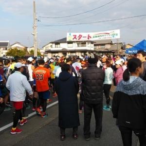 2020年新春矢作川マラソン