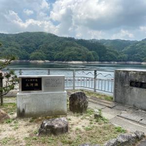 三河湖/羽布ダムへ行く