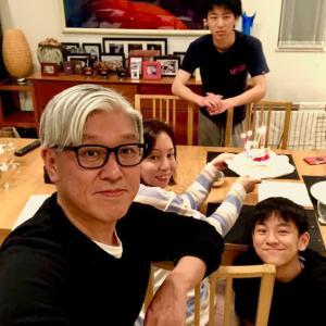 東京情報 902 - 妻の誕生日会 ( 新浦安 ) -