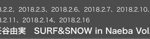 松任谷由実 SURF&SNOW in Naeba Vol.38
