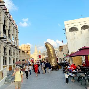 カタール散歩