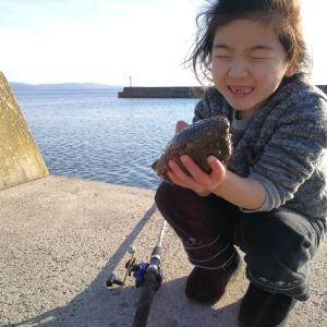 ナマコな娘 今現在外でお仕事+釣り
