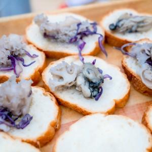 牡蠣とはなびらだけ食材提供のキャンプ動画公開!