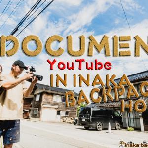 【メディア掲載】ユーチューブ「DOCUMENT」の「暮らし方ファイル」に登場 – 大型モバイルハウス改装中の長總さん夫婦