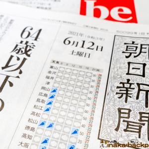 【メディア掲載】ライフスタイル年齢問わず・幅広く、朝日新聞『日本のバンライフはいま 自由求め、家動かし人とつながり』
