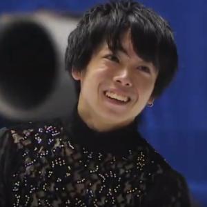 山本恭廉選手が、引退後にアイスショーを目指す。