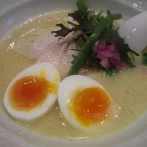 下北沢「桑嶋」の鶏骨塩ラーメン