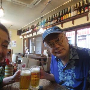 代田橋「てぃんさぐぬ花」のランチと沖縄・アメリカ・スペイン土産