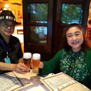 6月1日活動再開と渋谷「ドン・チッチョ」のテラス席での誕生日ディナー