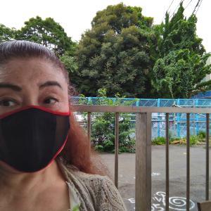 土曜断食とフラメンコマスクと参宮橋「ロス・レイエス・マゴス」