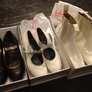 ガジャルドの靴と下北沢「ディアローグ」のランチ