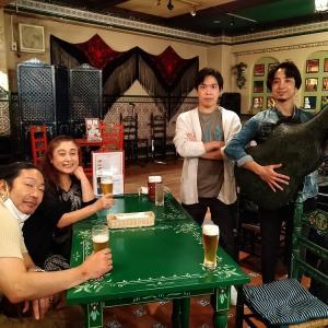 リハーサルと恵比寿「AFURI」の柚子塩ラーメン